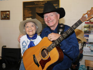 Buckshot Dot and Marshall Trimble (Photo by DJ Craig)